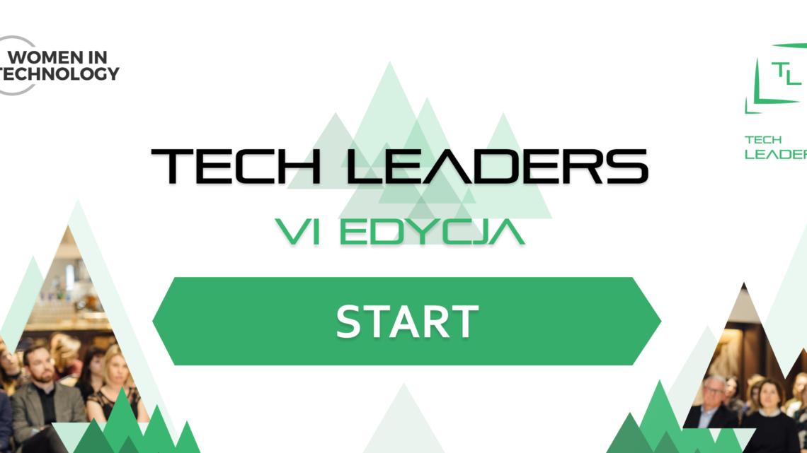 Rusza VI edycja Tech Leaders – wsparcie mentoringowe dla kobiet wbranży IT