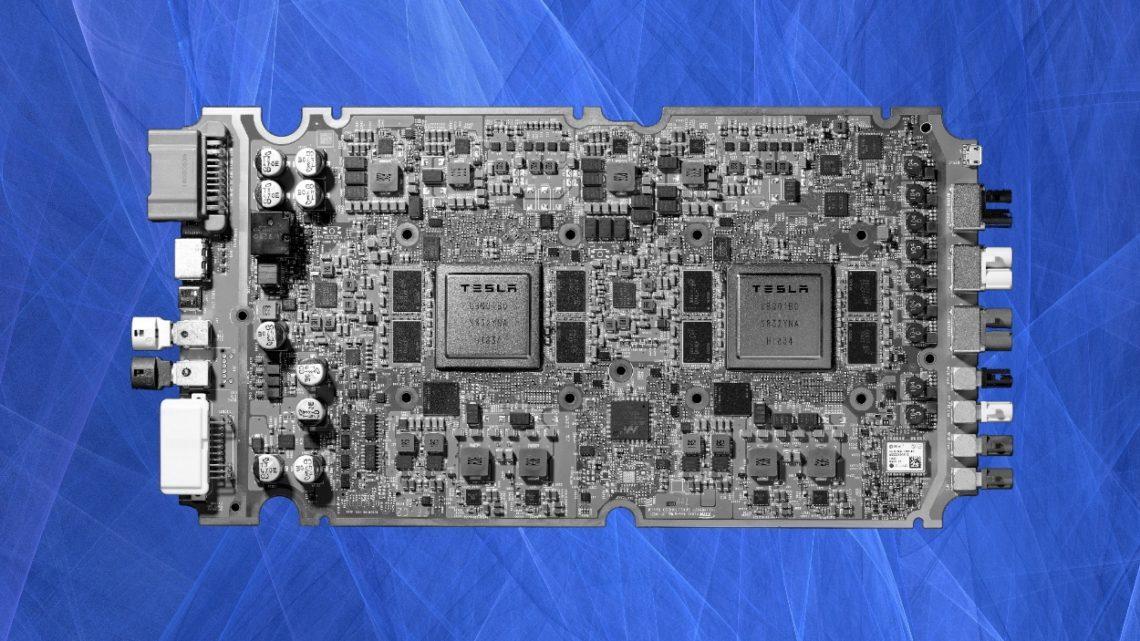 Samsung wyprodukuje układy Tesla Hardware 4 dosamochodów autonomicznych