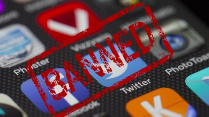 Facebook iTwitter mają bana umałego dostawcy internetu wIdaho