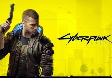 Cyberpunk 2077 cover okładka