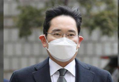 Wiceprezes Samsunga skazany na30 miesięcy więzienia zaprzekupstwo