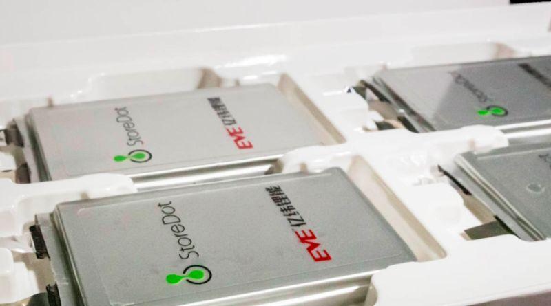 akumulatory StoreDot
