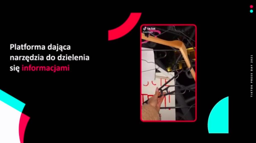 TikTok otwiera wPolsce oddział naEuropę Centralną