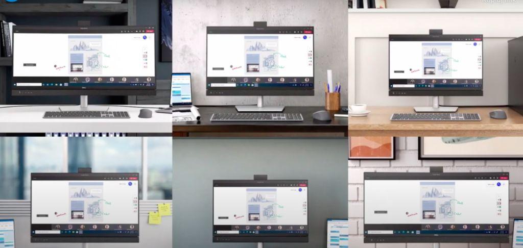 Dell zcertyfikatem Microsoft Teams