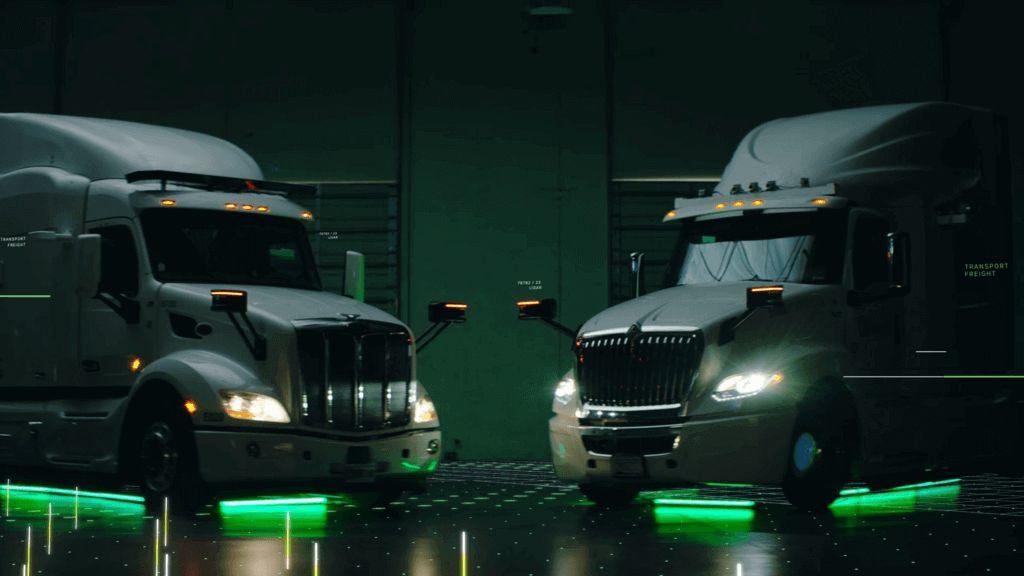autonomiczne ciężarówki TuSimple