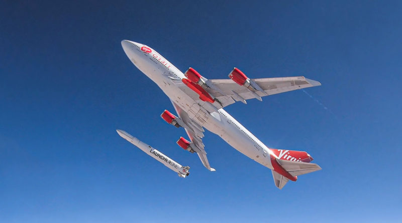 Virgin Orbit i polska firma SatRevolution podpisały umowę
