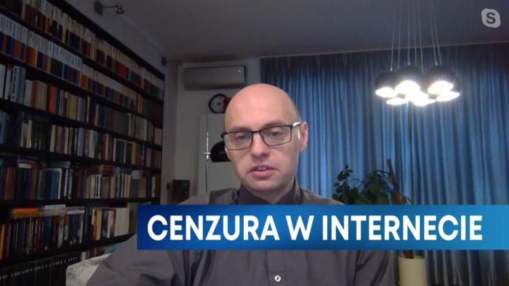 Ernest Frankowski oswobodzie wypowiedzi icenzurze winternecie