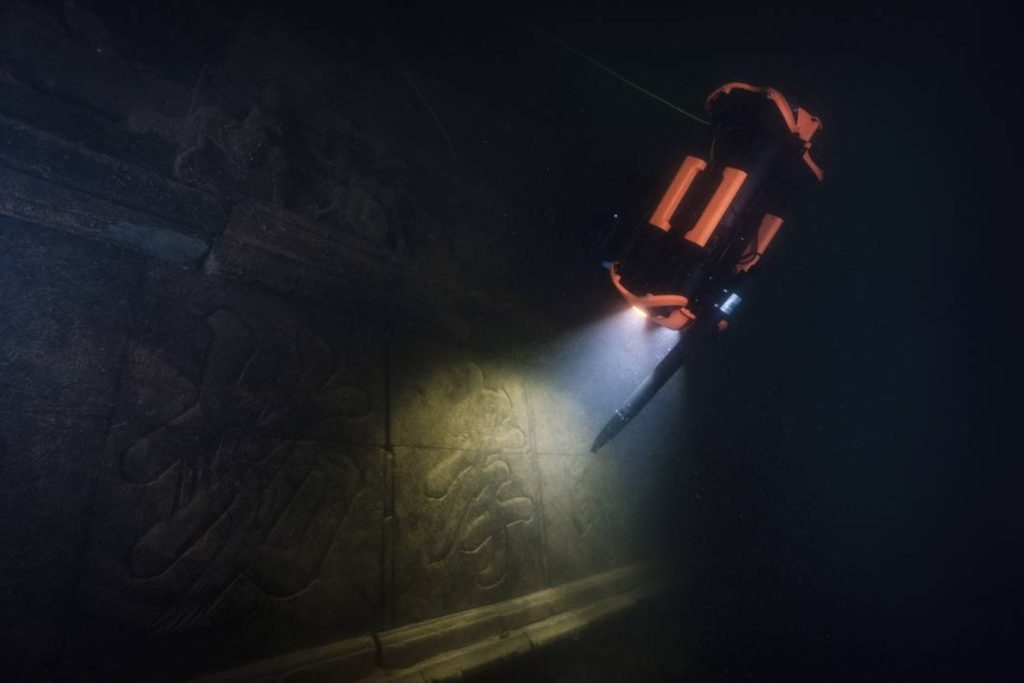 chasing-m2-pro-dron-podwodny-do-profesjonalnych-zastosowan-Inspekcja