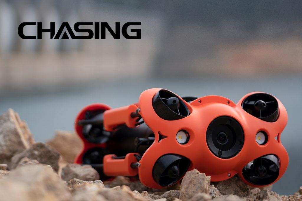 chasing-m2-pro-dron-podwodny-do-profesjonalnych-zastosowan-na powierzchni