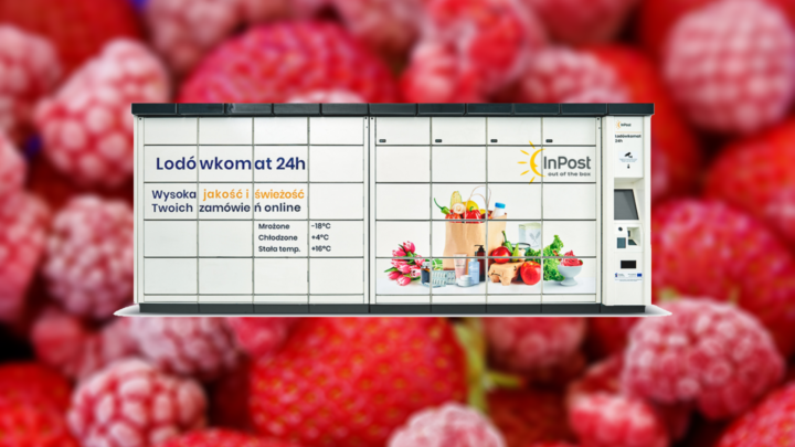 Lodówkomaty InPost – odbiór produktów spożywczych ikwiatów będzie prostszy