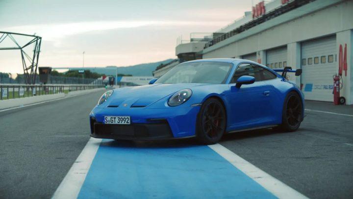 Porsche twierdzi, żepaliwo syntetyczne jest alternatywą dla prądu