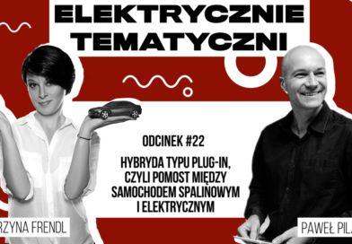 Elektrycznie Tematyczni odcinek 22 okładka