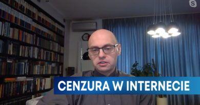 Ernest Frankowski cenzura w internecie