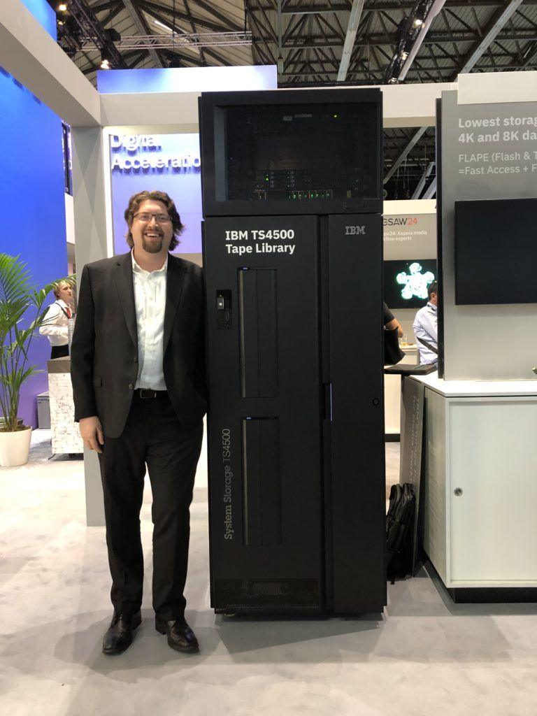 OVHcloud IBM Atempo
