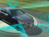 Honda Legend pierwszym samochodem z3 poziomem autonomii