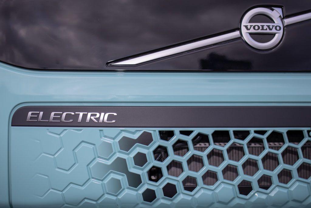 Volvo FE Electric