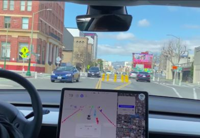 Tesla Full Self-Drivinf