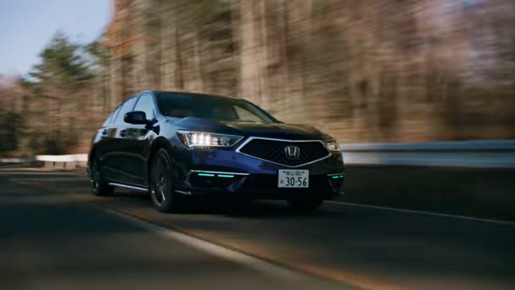 Honda Sensing Elite