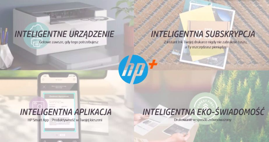 HP+ Instant Ink