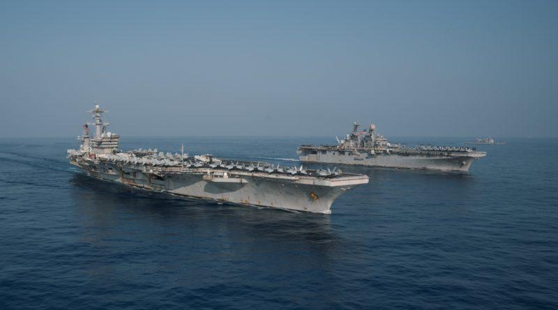 Pentagon USS Theodore Roosevelt