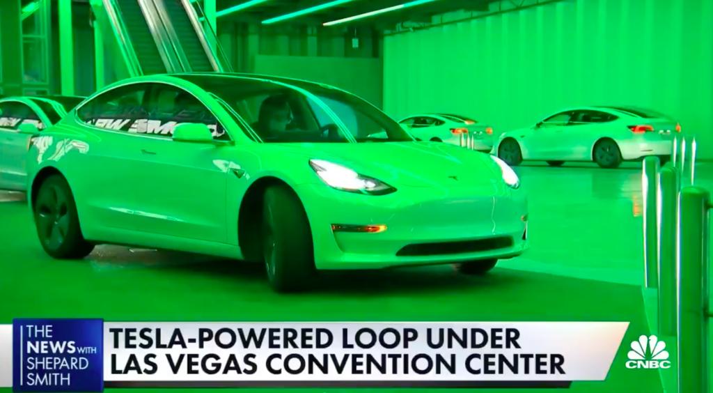 Elon Musk Tesla Boring Company