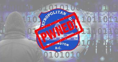 Babuk metropolitan Police Washington wyciek danych