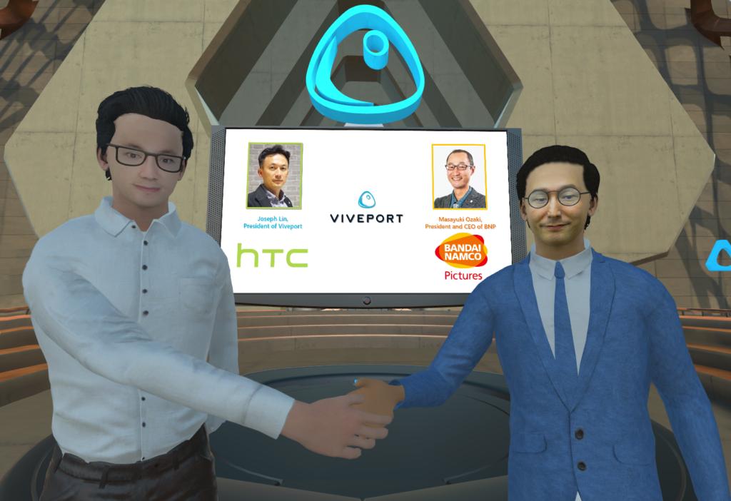 htc-viveport-bandai-namco-pictures-partnerstwo-anime-vr-wirtualna-rzeczywistosc