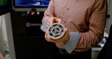 rosyjscy fizycy magnes druk 3D