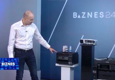 Epson EcoTank drukarki projektor