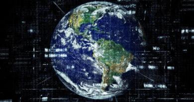 ziemia internet sieć 16x9