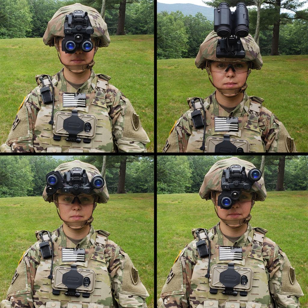 gogle noktowizyjne armia USA