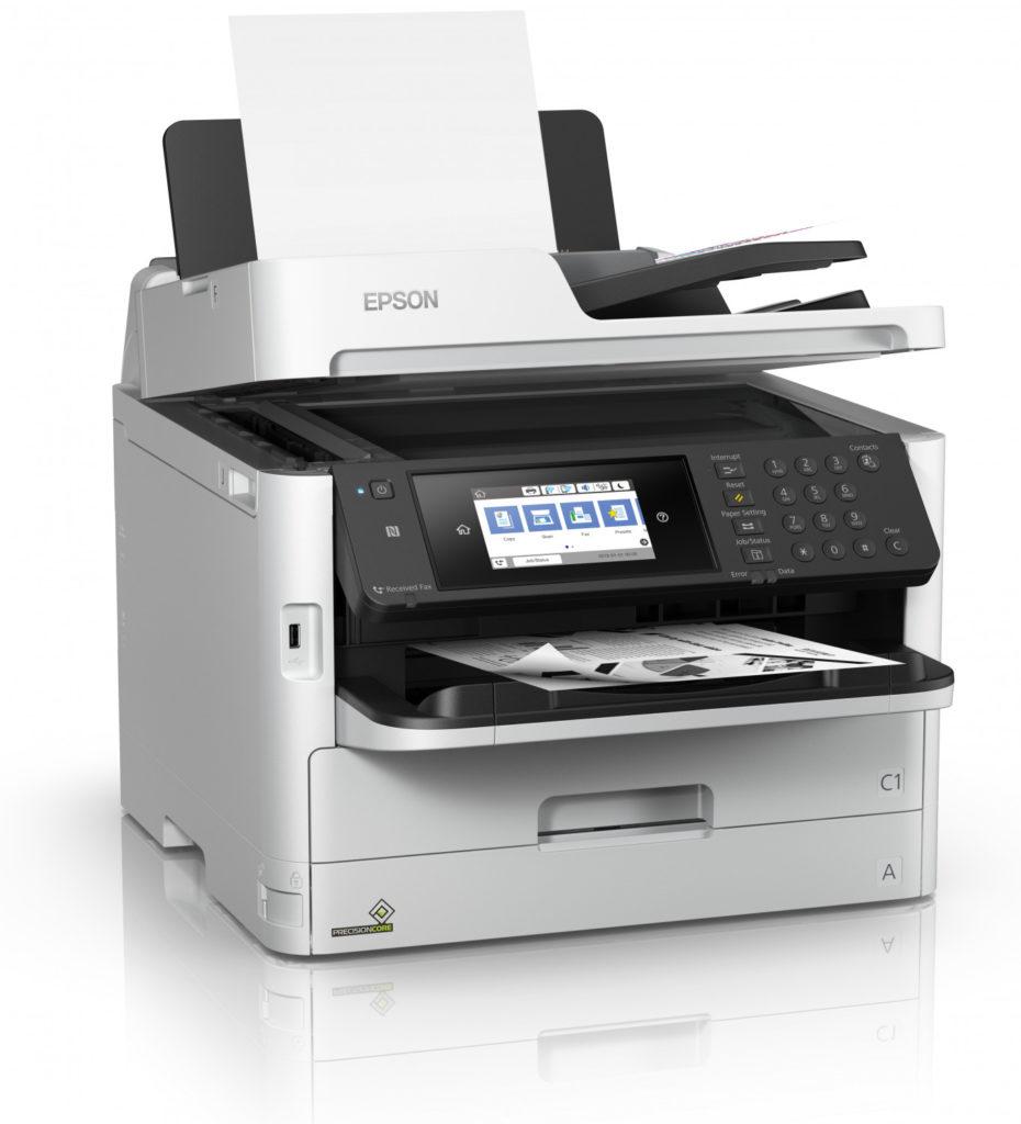 Epson WorkForce Pro WF M5799DWF product image