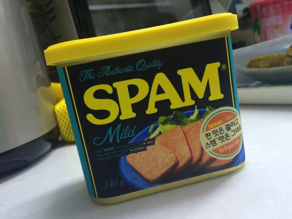 Spam American Express Amex