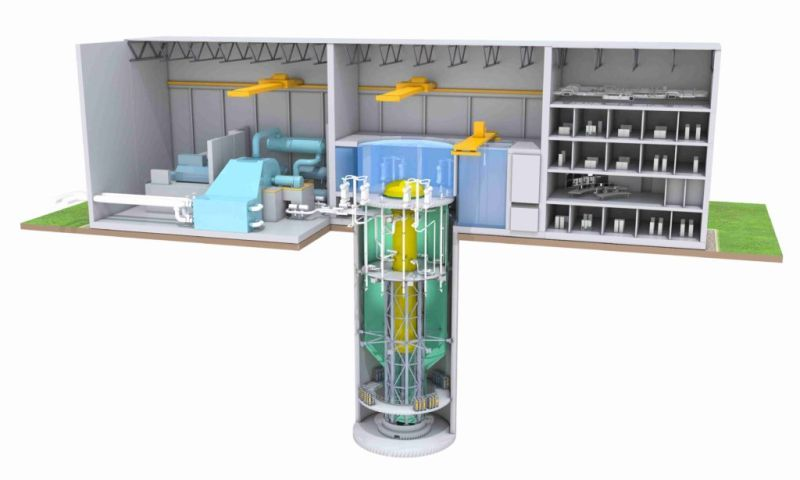 PKN Orlen iSynthos reaktor BWRX-300 GE Hitachi Nuclear Energy