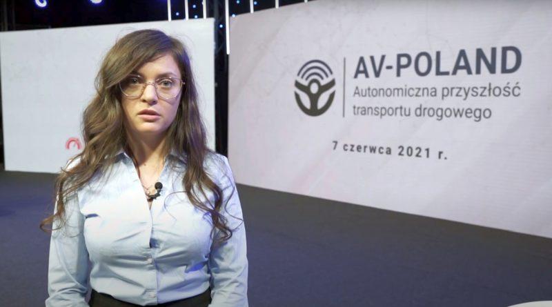 pojazdy-autonomiczne-w-polsce-centrum-kompetencji-pojazdow-autonomicznych-i-polaczonych-Małgorzata Pędzierska