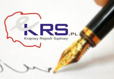 Cyfryzacja KRS - nowelizacja przepisów