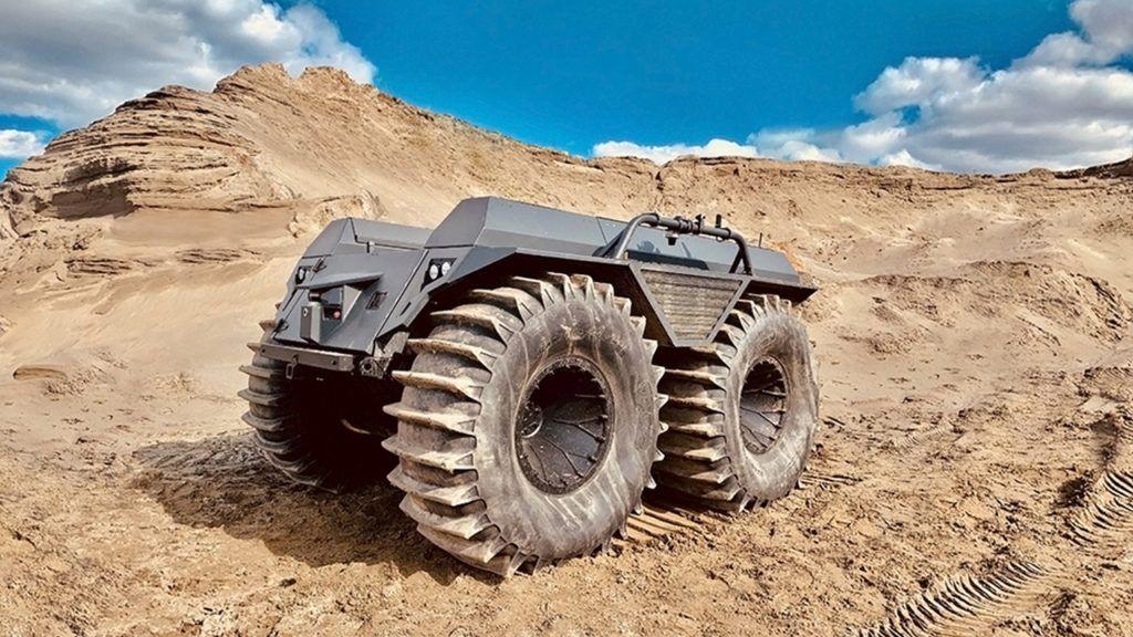rheinmetall-mission-master-xt-autonomiczna-elektryczna-amfibia-piasek