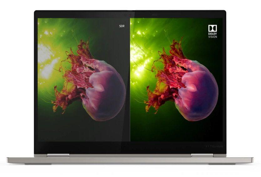 Lenovo ThinkPad X1 Titanium Yoga ekran
