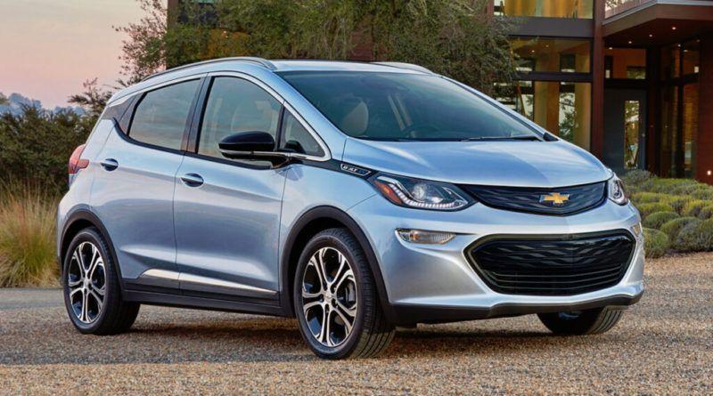 Chevrolet Bolt General Motors