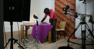 domowe studio wideo