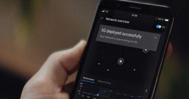 sieć 5G Ericsson