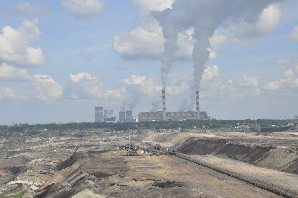 Tylko 5% elektrowni węglowych odpowiada za73% emisji CO2