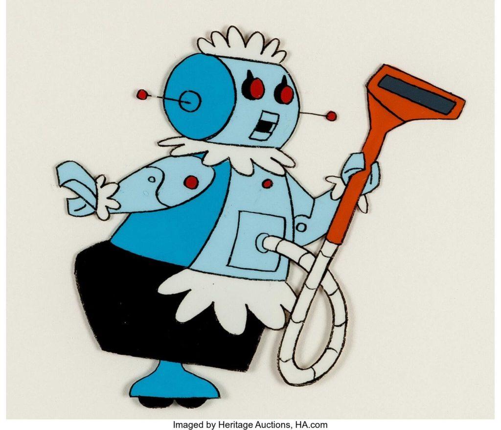 Rosie Jetsons robot