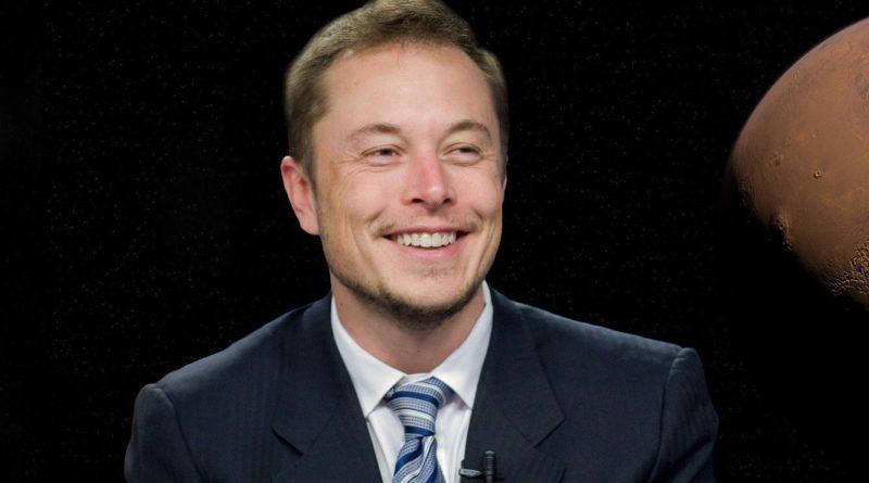 Elon Musk Arm