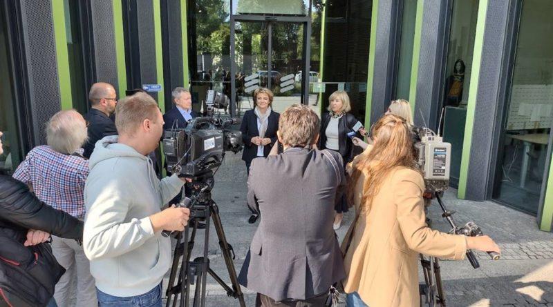 Ericsson Łódź konferencja prasowa