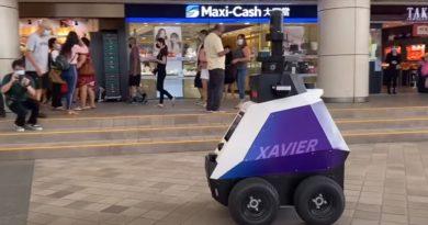 autonomiczne-roboty-xavier-sprawdzaja-zle-zachowania-spoleczne-w-singapurze