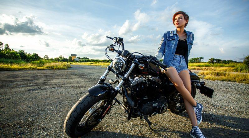 Nie mocuj iPhone'a na motocyklu