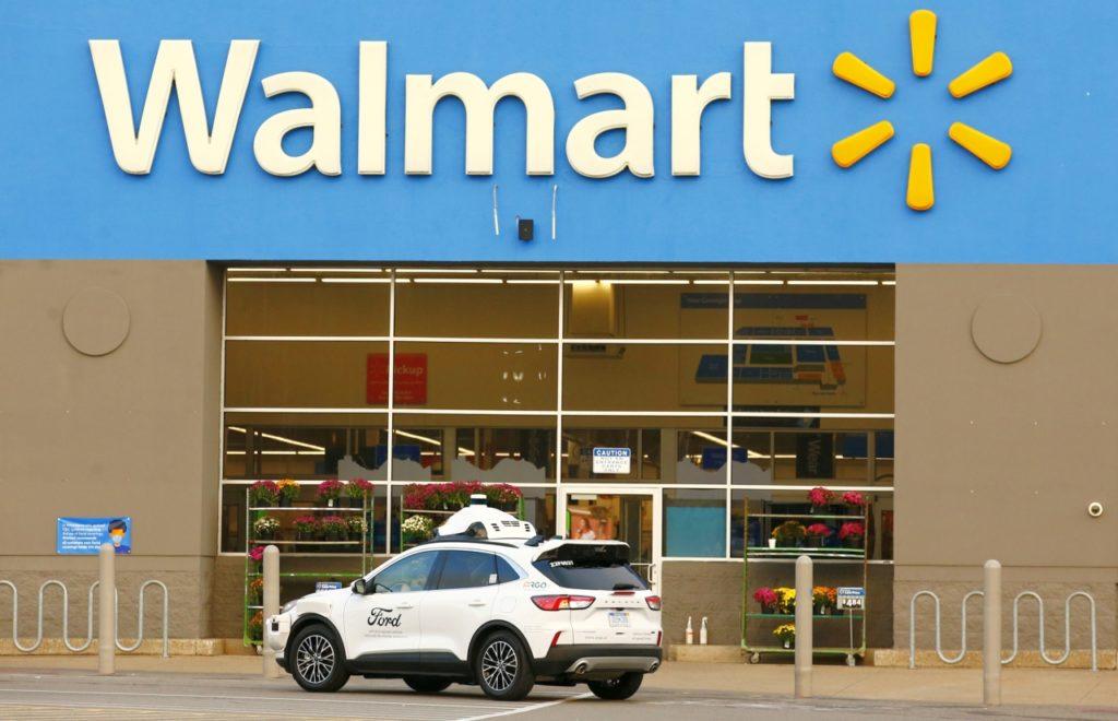 walmart-ford-argo-ai-autonomiczna-dostawa-zakupow-usa-sklep