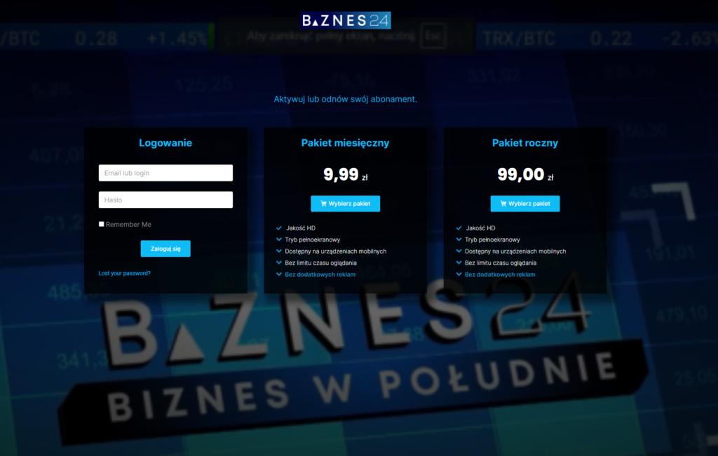 biznes24 pakiety