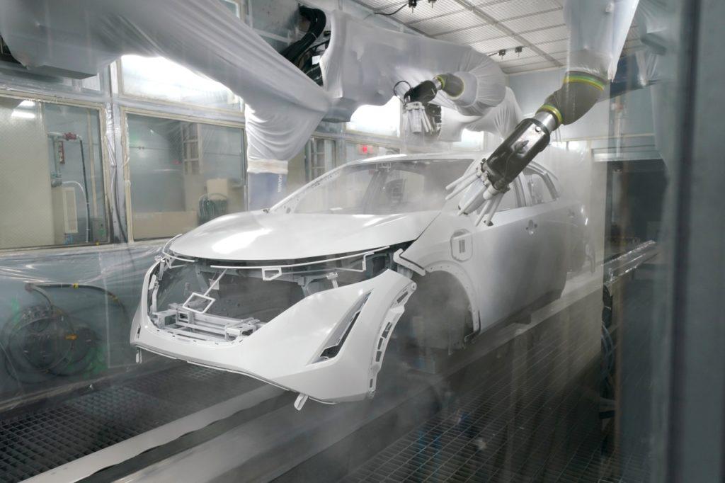 inteligentna fabryka nissana intelligent factory 08